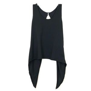Tops - Backless Tie Back Tank Top